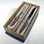 Carving Set - Kalypso - Boxed