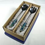 Salad Set - Poseidon - Boxed